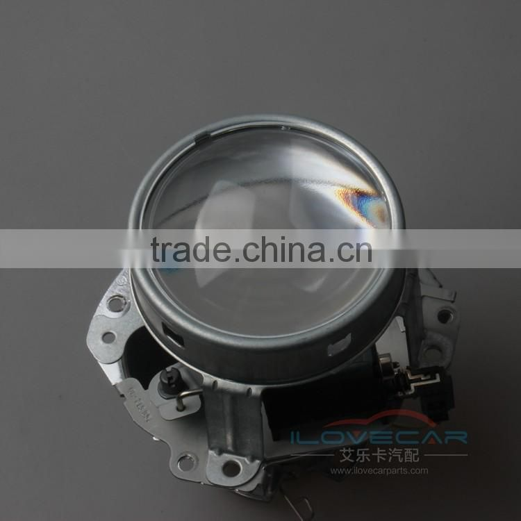 Superb cut off light shape 12v 35w hid projector lens, hid bi-xenon projector lens light for universal cars