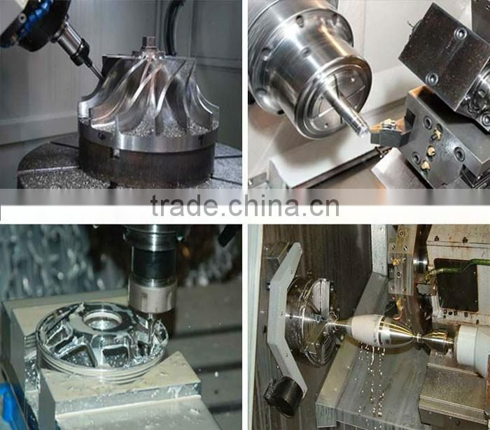 CNC turning machined material accessories high precision CN C lathe ptoducts