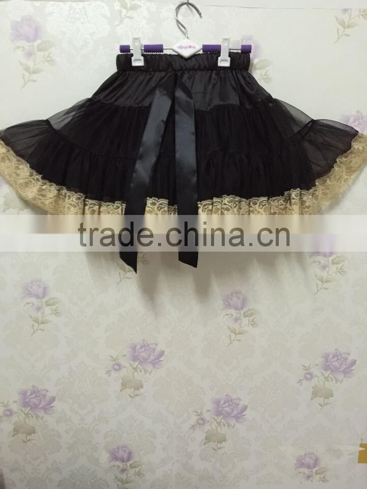 tutu skirts,pettiskirts,dance skirt,party skirts,lace skit,black skirts