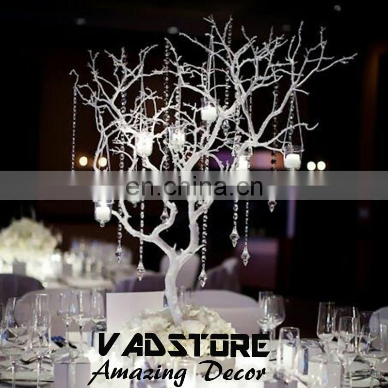 artifiical yellow branches tree without leaves home rustic decor for wedding