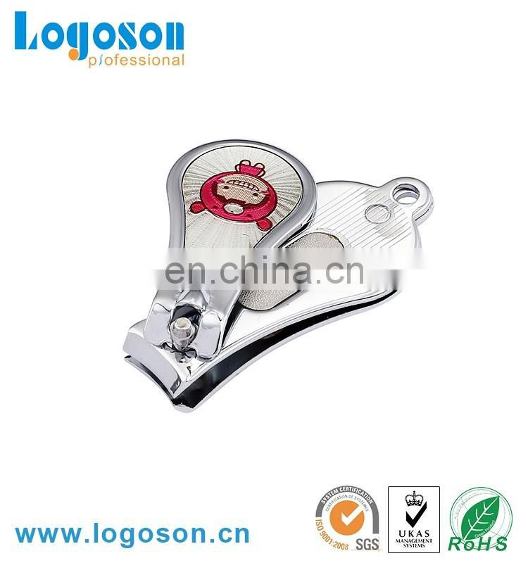 Portugal souvenir gift cock customized round nail clipper