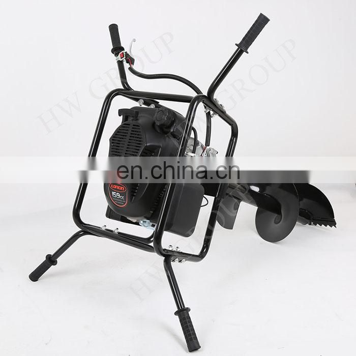 52cc gasoline Hand post hole diggers