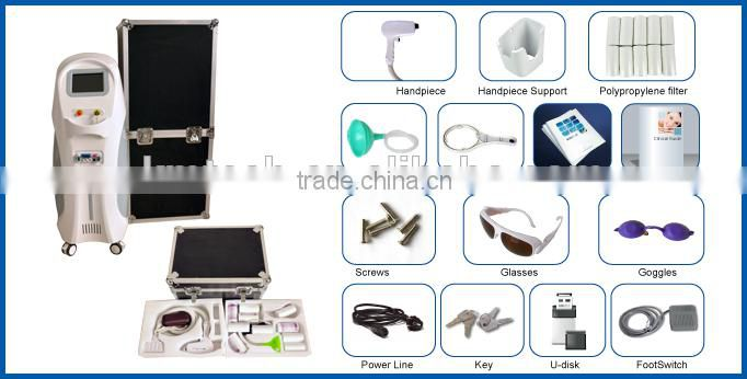High power and best result 808 diode laser for professional hair removal salon,beauty clinic