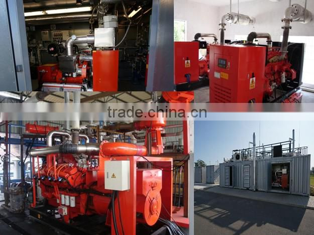 Landfill Gas Power Plant/gas turbine generators/gas engine diesel
