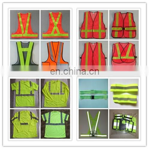 High Quality Kids Clothing Promotion Gift High Visibility Adjustable Vest