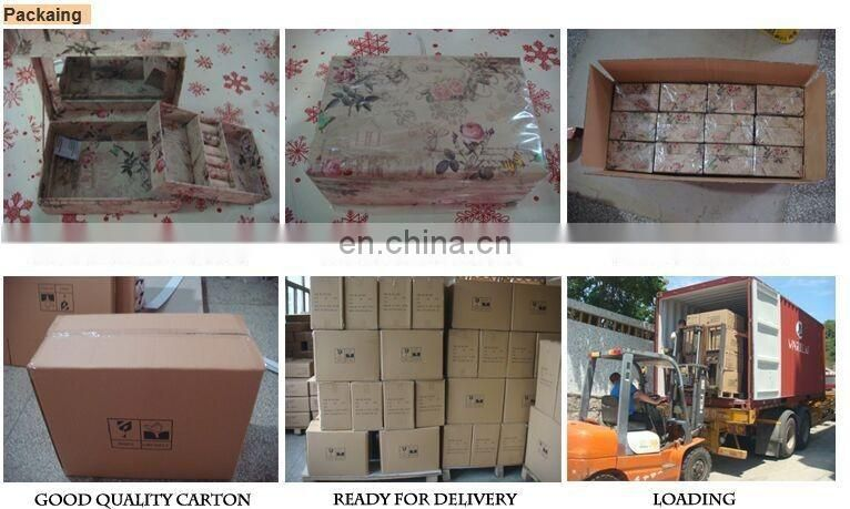 Container Shape Hard Cardboard Storage Box