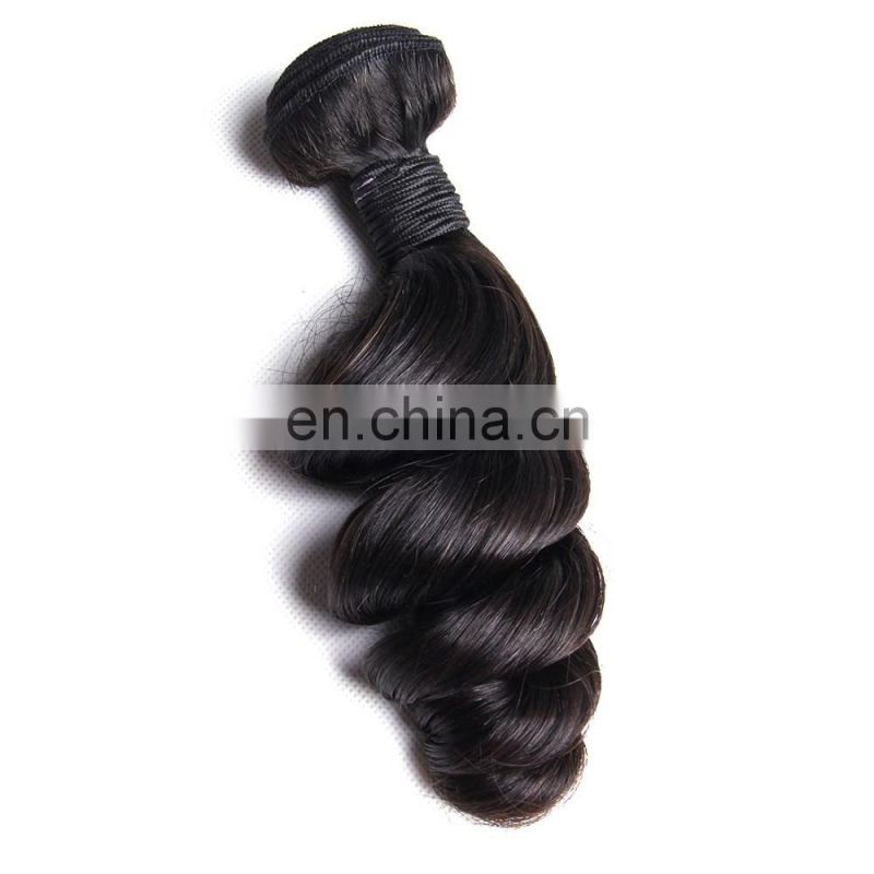 Factory wholesale top grade virgin hair extensions hair permanent wave