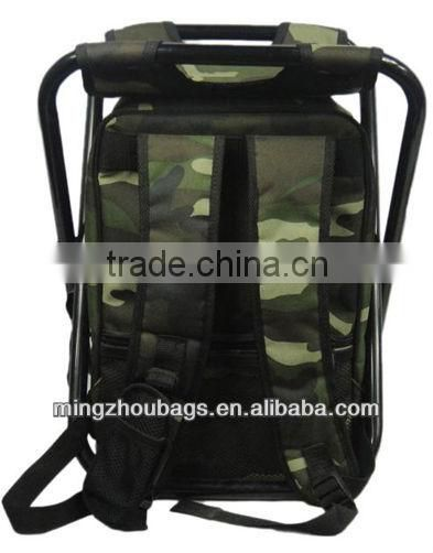 2013 new design fishing chair backpack