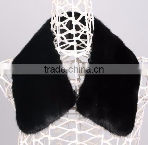 BBG-H-17 wholesale custom size fox fur trim