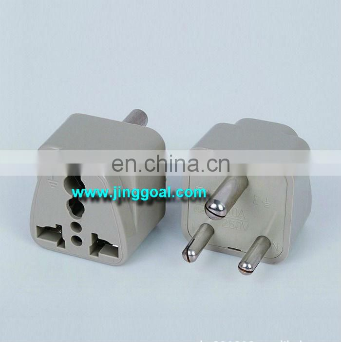 India Travel adaptor