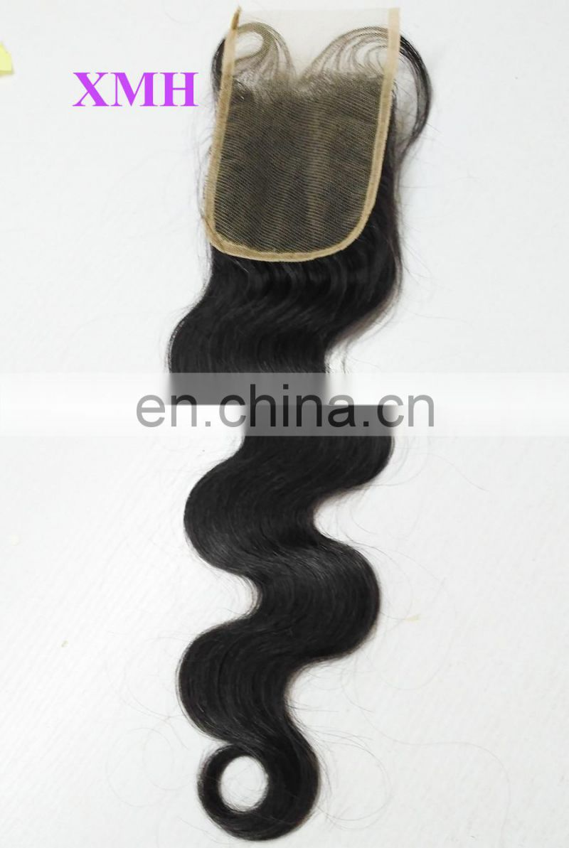 China Vendors Cheap Human Hair Bundles Virgin Hair Bundles with Lace Closure
