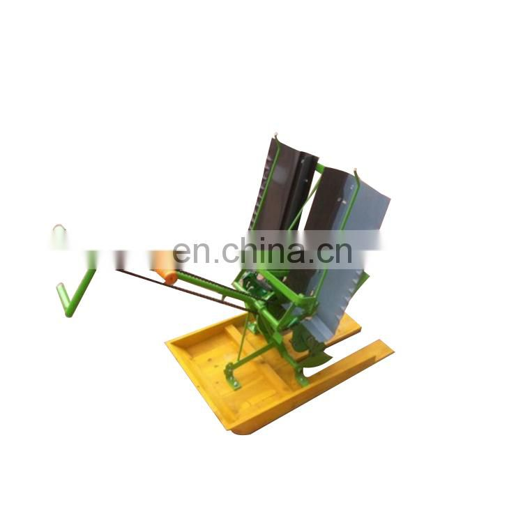 widely used in farm8 6 2 4 rows hand cranked rice transplanter