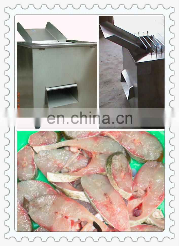 New Industrial Automatic Multifunctional fish Processing equipment by electric