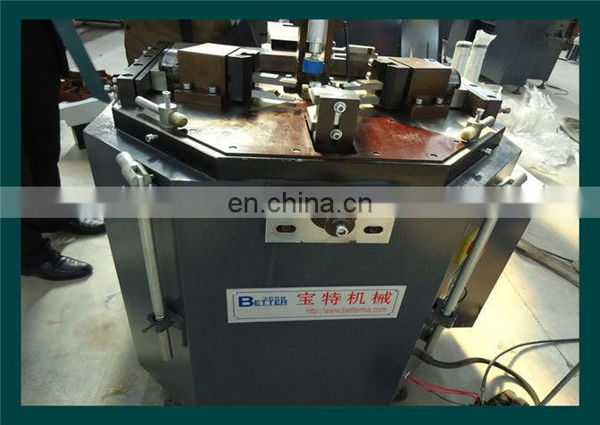 Aluminum Profile Window Door Corner Crimping Machine