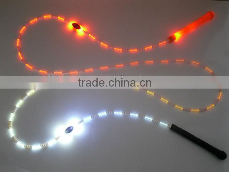 Colorful led jump rope with high quality