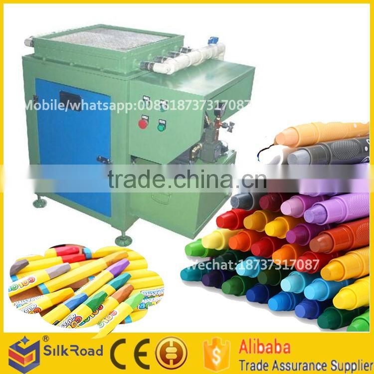High quality low price wax crayon making machine