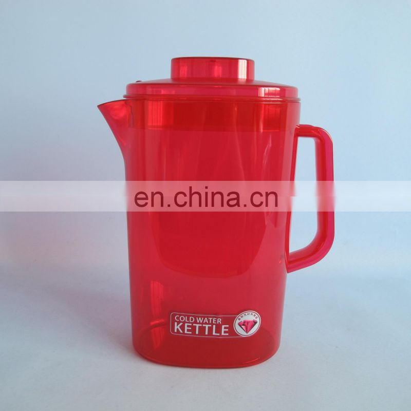 2014 new product rubylith plastic water jug 2L