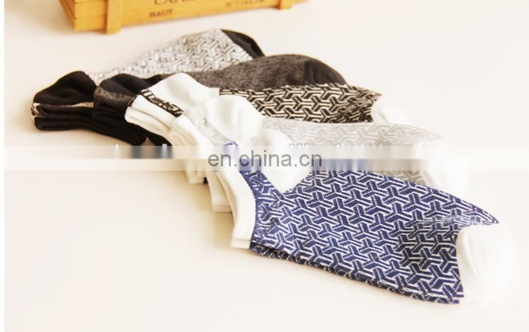 2015 Custom Fashion polka dot socks Professional Factory