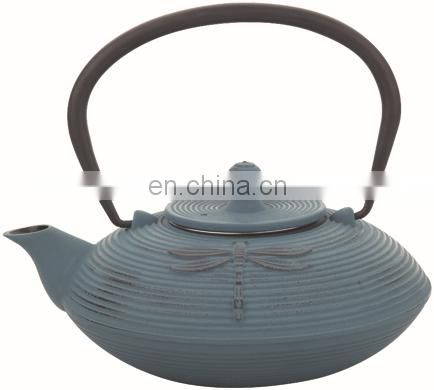 Japanese cast iron teapot 0203-2