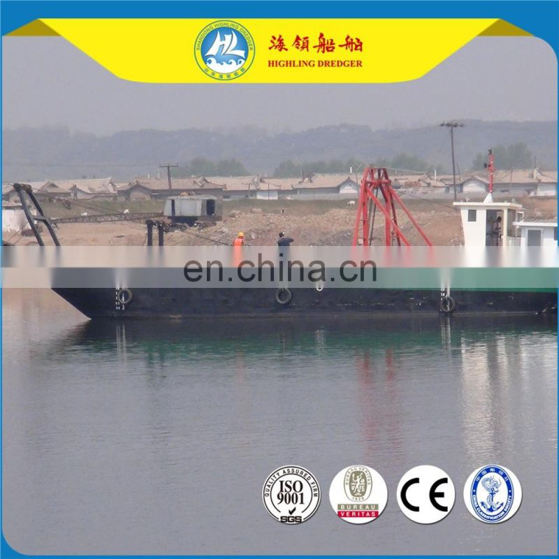 Sand Transportation Boat Capacity100T