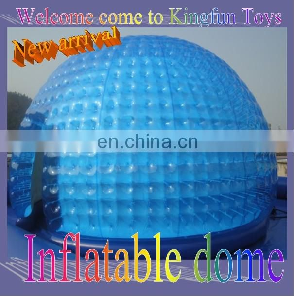 8M Event/party/show/wedding inflatable Cube tent