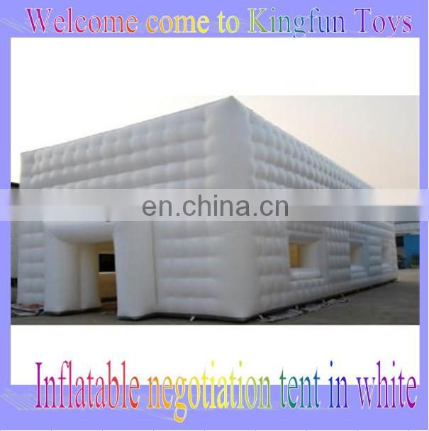 Hat sale 10M*10M giant inflatable tent for party