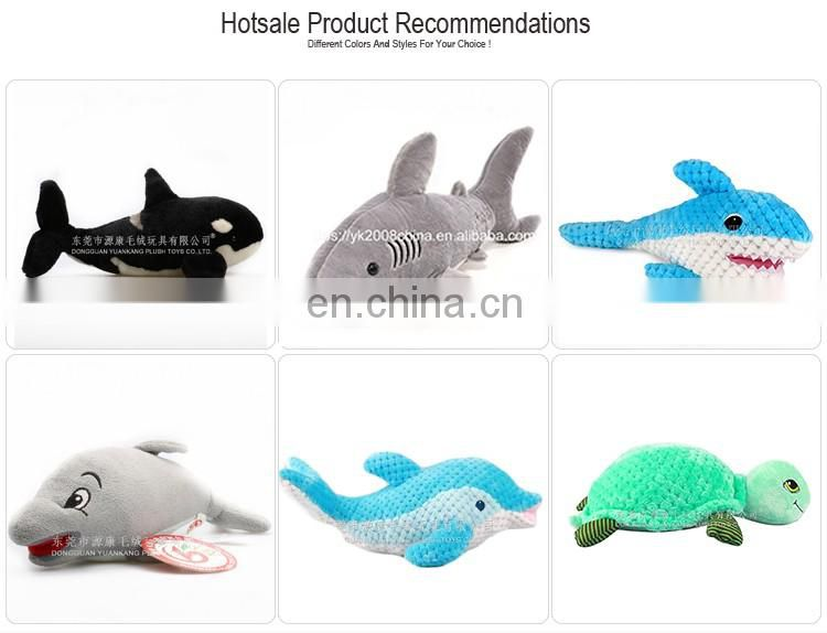 Wholesale Stuffed Plush Sea Animal Big Shark Toys