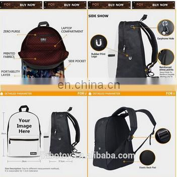 Hot Sale design for you Mochila Feminina Mojo Style Rock Skull Boys Teenager Laptop Backpack school bag Travel bag