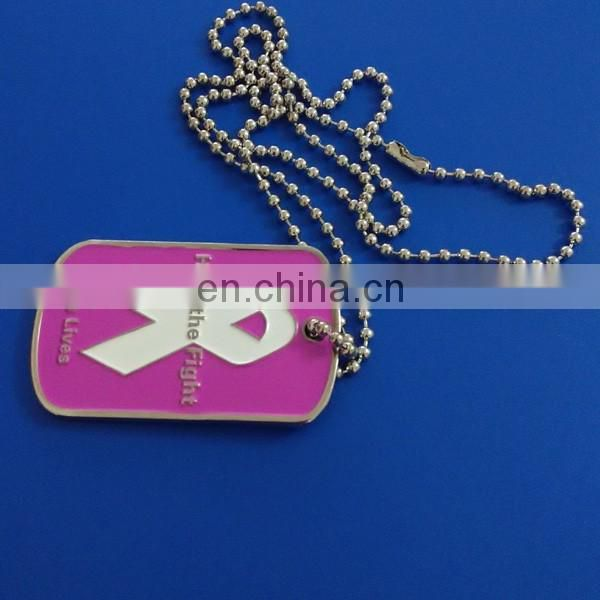 shape custom metal hand stamping blank tags