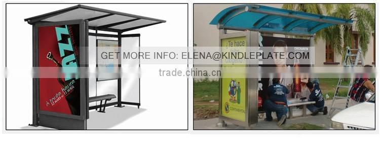Kindle 2014 MUPI outdoor scrolling advertising light box