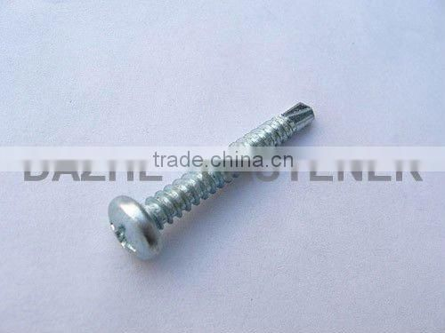 excellent quality phillips pan head self drilling screw
