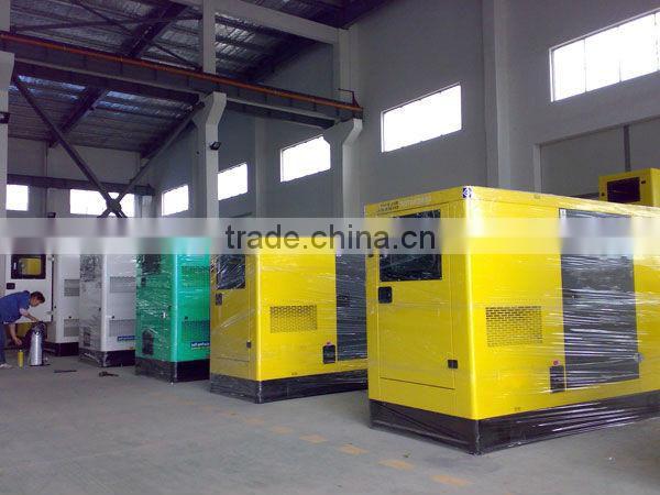 10kw to 40kw Diesel Engine Silent Yanmar Generator of