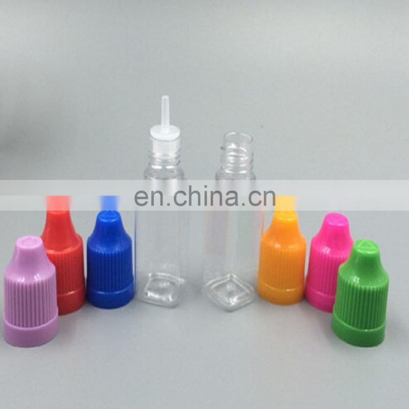 Wholesale 30ml Pet Bottle With Plastic Dropper, pet ejuice dropper bottle 30ml
