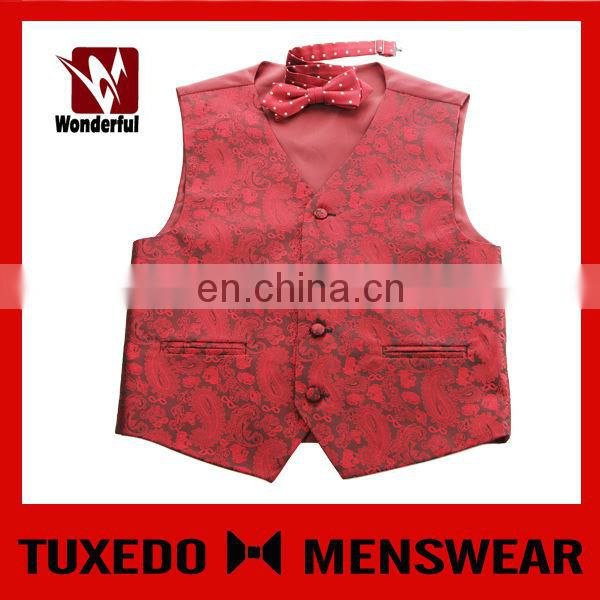 Anti Shrink Adjustable Formal Wear Vest