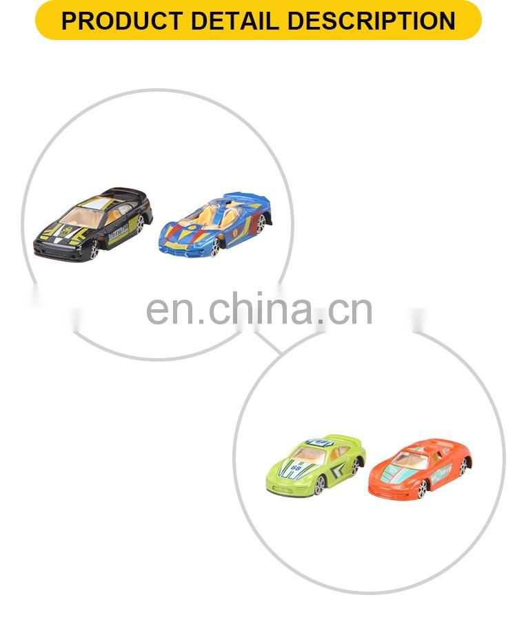1:64 free wheel small metal toy car