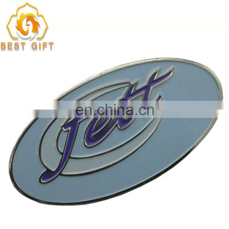 Factory price wholesale custom round shape badge