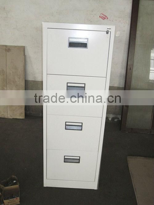 Huwei vertical filing cabinet with 4 drawers