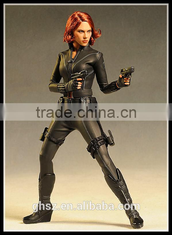 The avengers 2 series characters black widow action figure