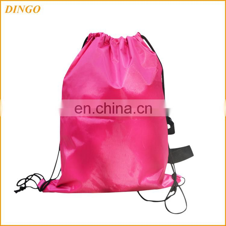 2017 Hot Sale New Style Customized Polyester Bag Drawstring