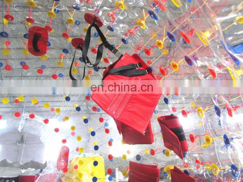 Guangzhou supplier led bouncing bumper bubble soccer ball made in China