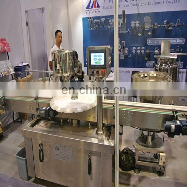 Newly Designed Handheld Glass Bpttle Capping Machine