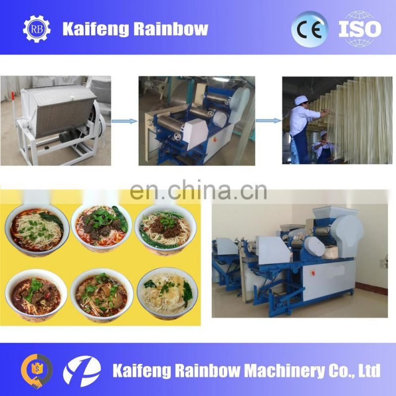 Wholesale Chinese Automatic Mini Instant Noodle Making Machine