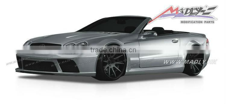 Body kit for Benz-2003-2012-SL Class-R230-AF-Signature 1