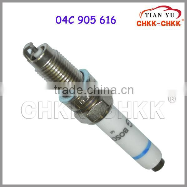 Low Price China manufacturer NGK spark plug 04C 905 616