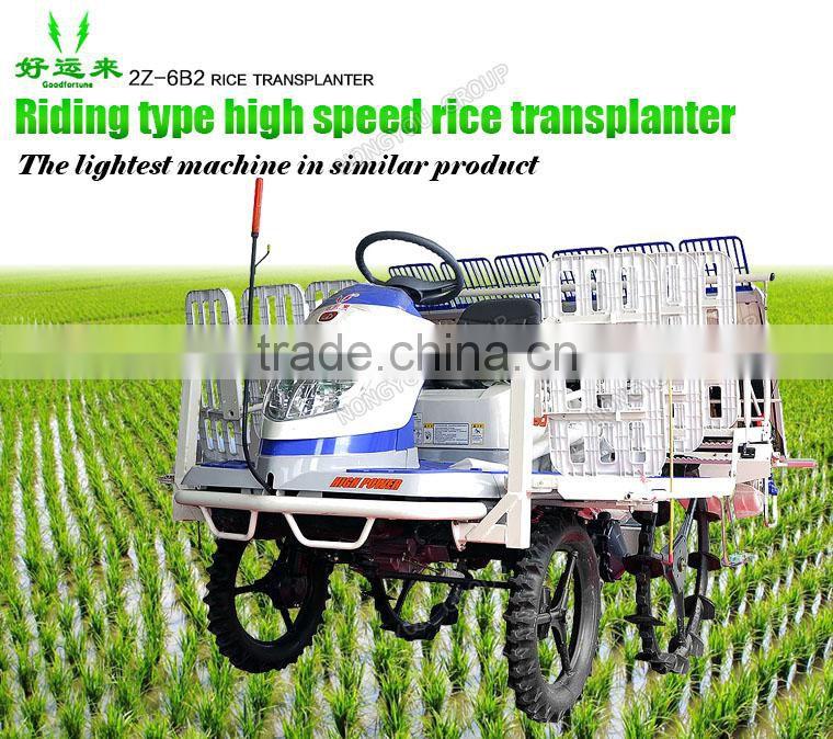 Best Price Rice Planter Machine Rice Transplanting Machine Factory