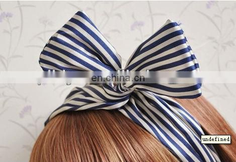 girls beauty hair tie band korean style