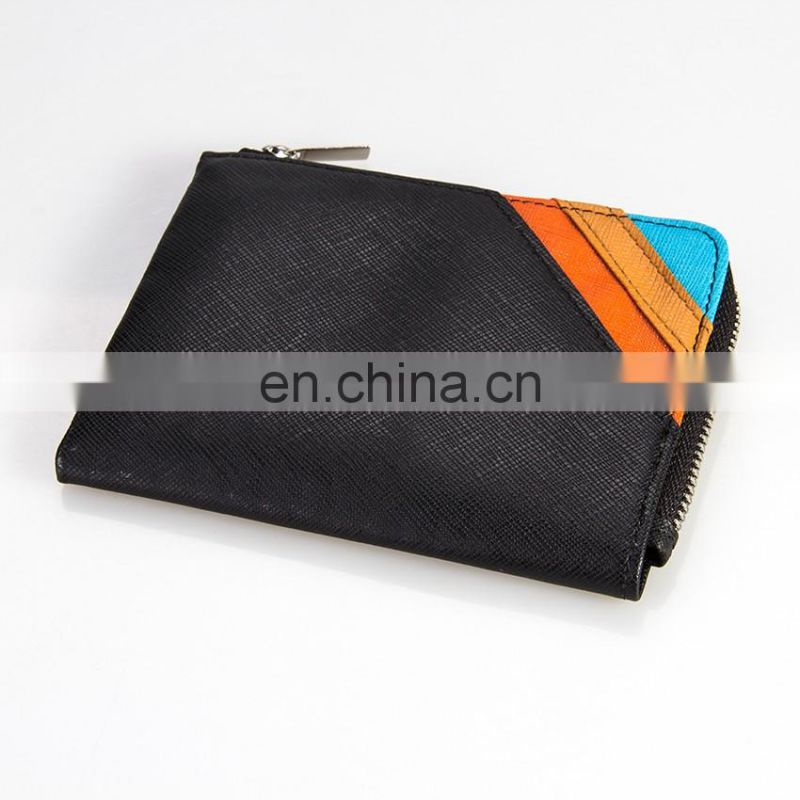Latest fashion leather pouch Change Purse coin purse