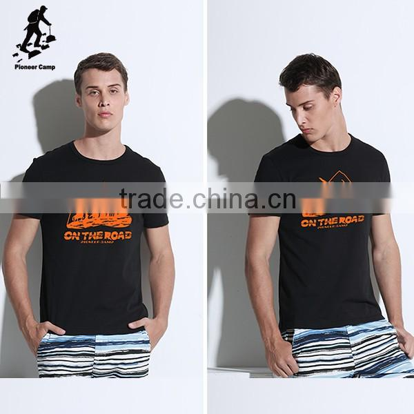 2016 Simple apparel 60% cotton 40% polyester t-shirts for men