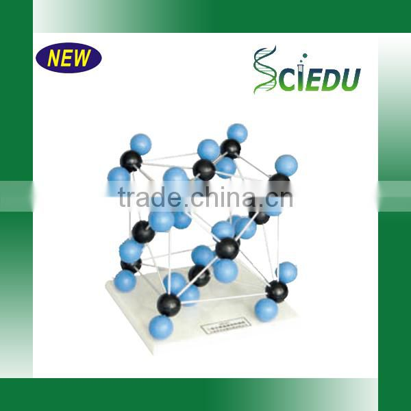 C2O2 Chemistry Teaching Aids Molecular Model Image