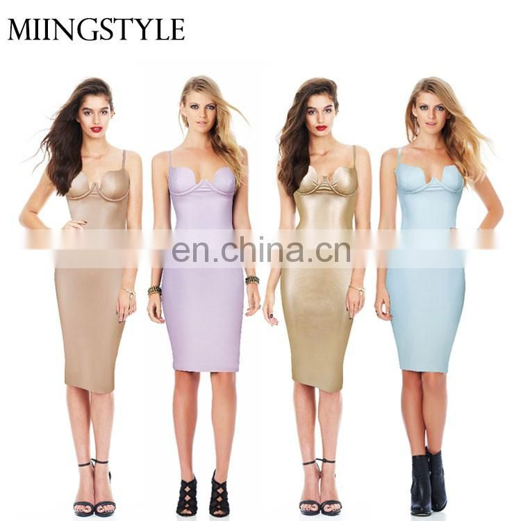 woman fashion summer 2016 party pencil bandage dresses , new sexy bodycon ladies western dress
